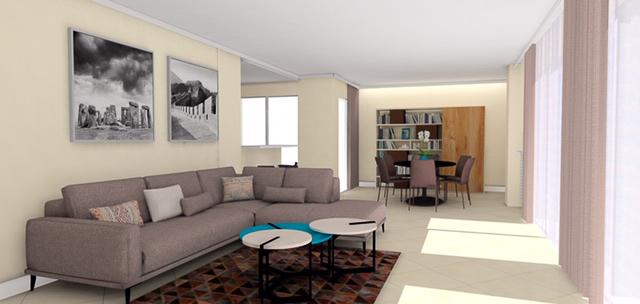 Aménagement d'une pièce à vivre-2